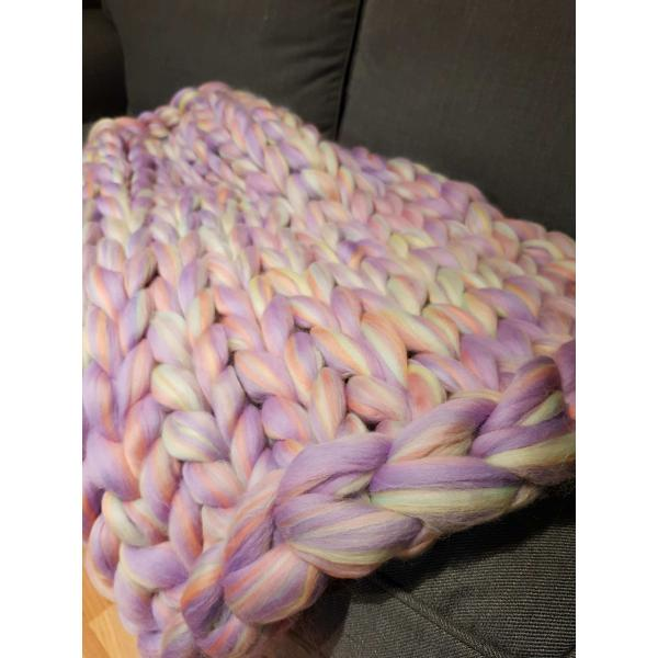Baby Blanket Unicorn 70x100 cm 1
