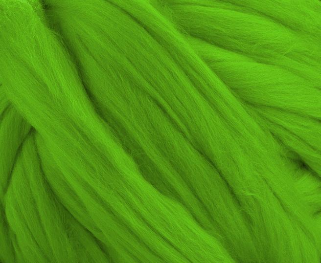 Fire Gigant lana Merino Chartreuse