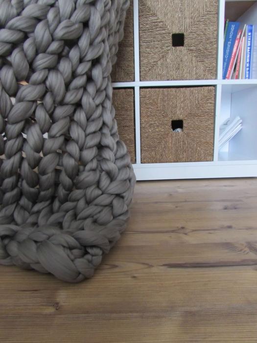 Patura fire gigant Mammoth Acril 120x120 cm