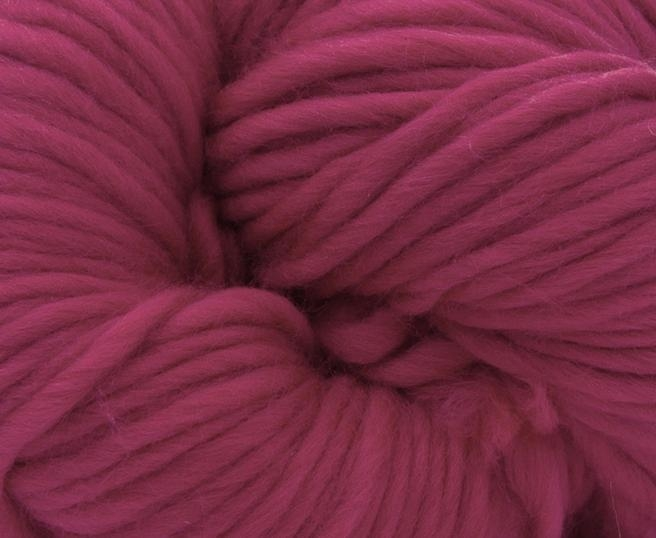 Fire super chunky lana Merino Mulberry