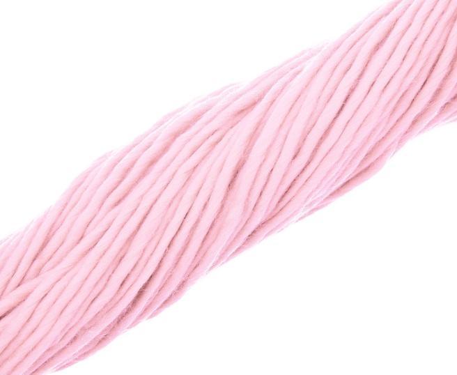 Fire super chunky lana Merino Candy Floss 2