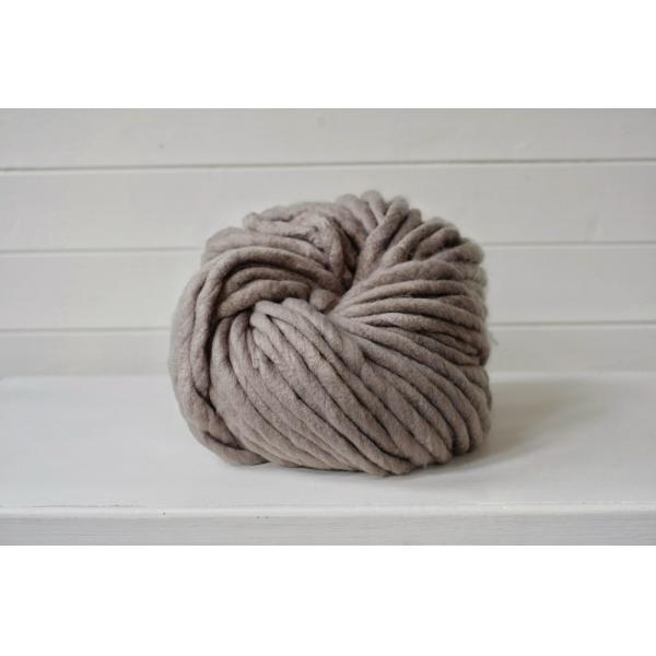 Fire super chunky Squiggly Grey 500gr