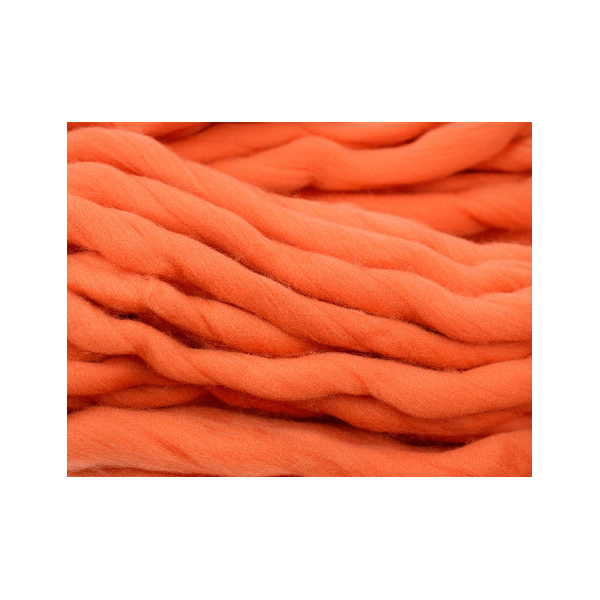 Fire super chunky Squiggly Orange 235gr
