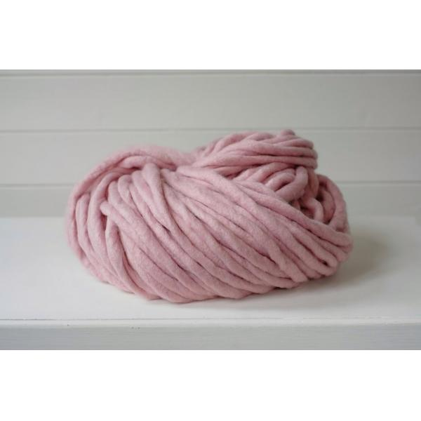 Fire super chunky Squiggly Pink 500gr