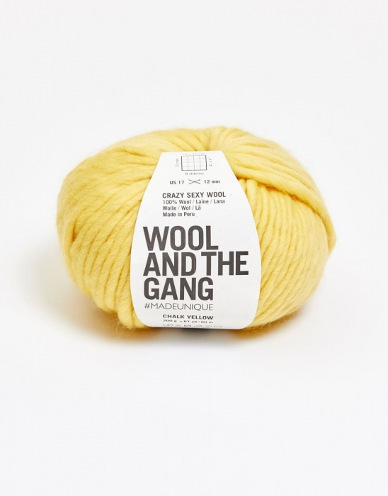 Fire lana Crazy Sexy Wool 1