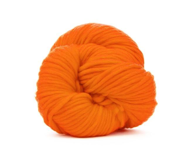 Fire super chunky lana Merino Clementine 0