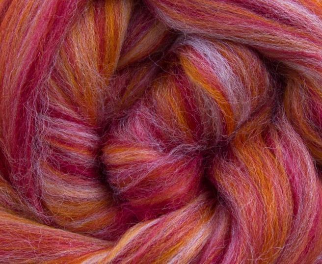 Fular Blossom lână Merino 8