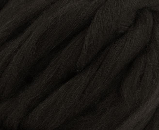 Lana Shetland Natural Black