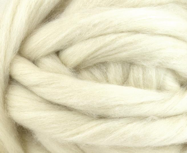 Lana Shetland Natural White