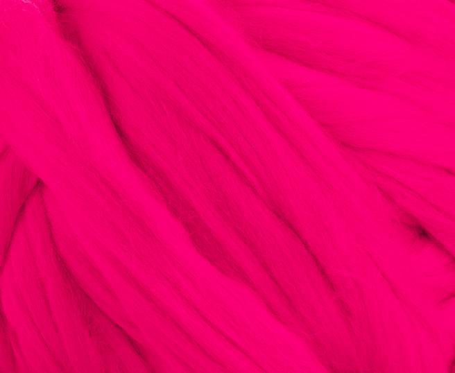 Fire Gigant lana Merino Hot Pink