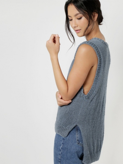 Kit tricotat tricou Tommy 2
