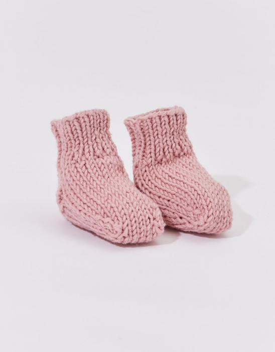 Kit tricotat Set Mia Baby 3