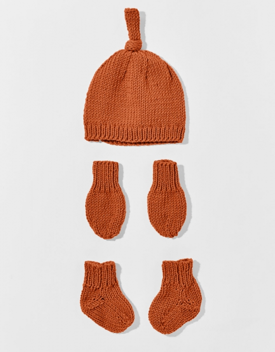 Kit tricotat Set Mia Baby 0