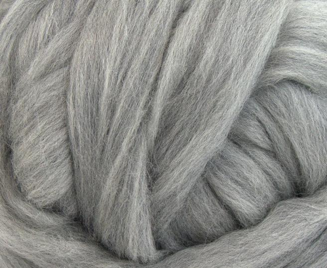 Fire Gigant lana Merino Natural Grey