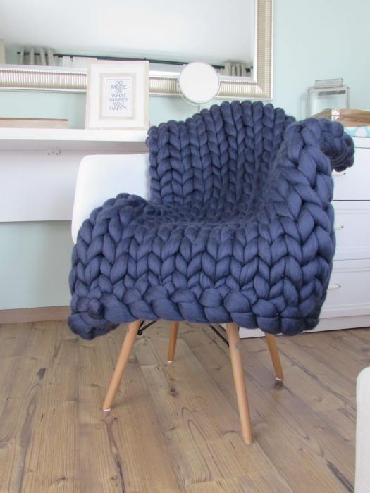 Patura fire gigant lana Merino 150x200 cm 0