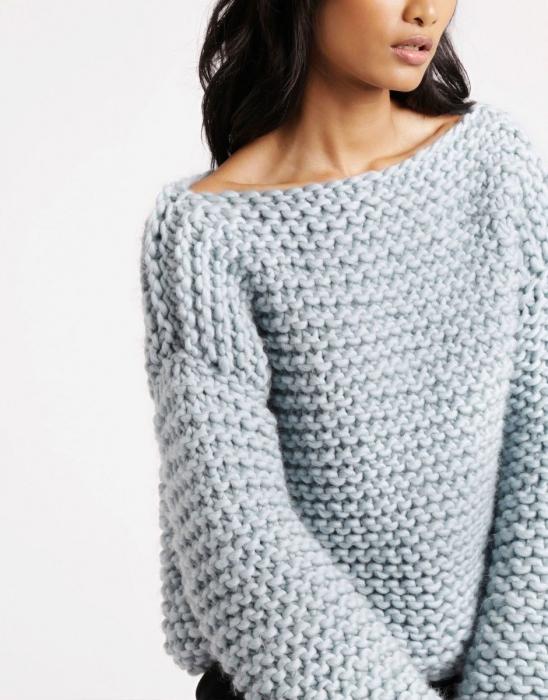 Kit tricotat pulover Dreamin Jumper 6