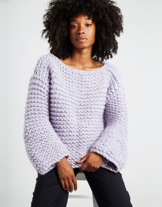 Kit tricotat pulover Dreamin Jumper 0