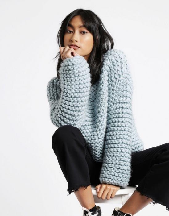 Kit tricotat pulover Dreamin Jumper 9