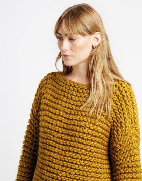 Kit tricotat pulover Dreamin Jumper 10
