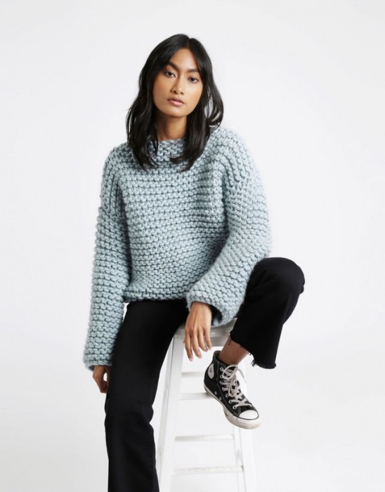 Kit tricotat pulover Dreamin Jumper 7