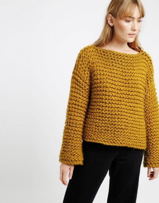 Kit tricotat pulover Dreamin Jumper 11