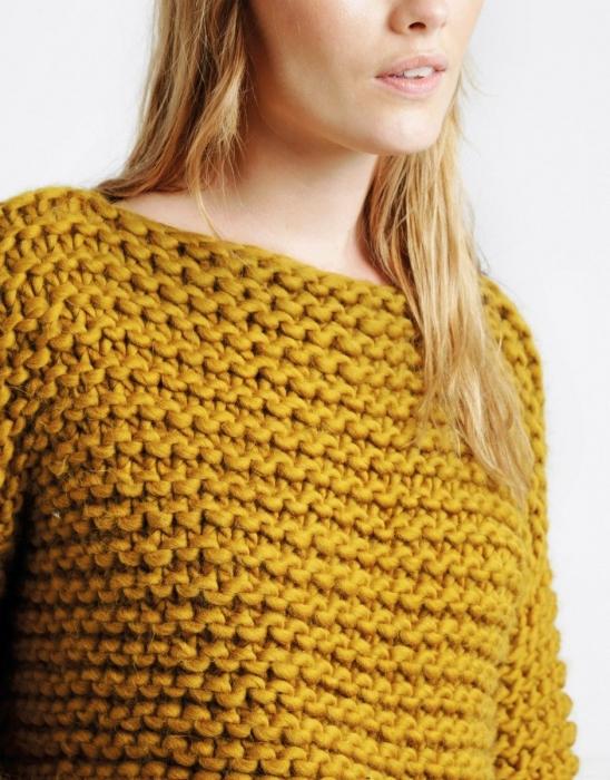 Kit tricotat pulover Dreamin Jumper 12
