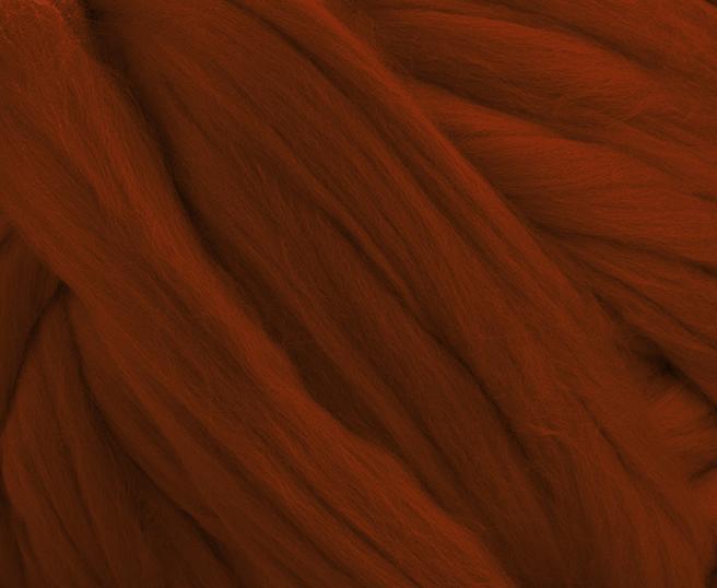 Fire Gigant lana Merino Rust