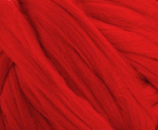 Fire Gigant lana Merino Scarlet
