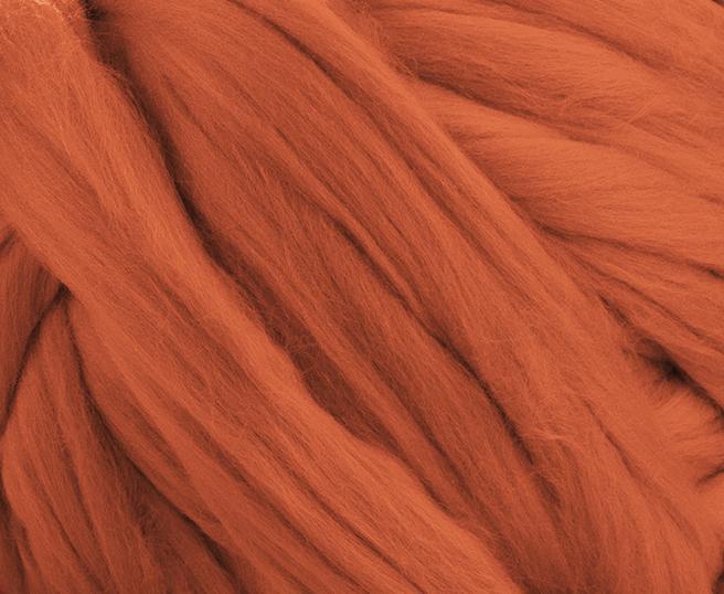 Fire Gigant lana Merino Terracotta