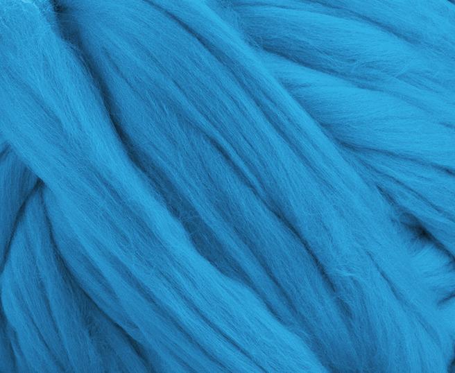 Fire Gigant lana Merino Turquoise